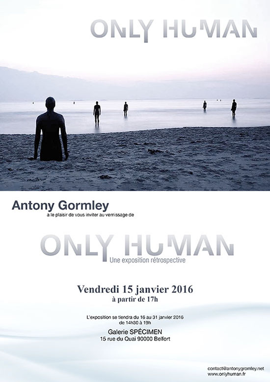 Infographie de Vernissage Gormley 2