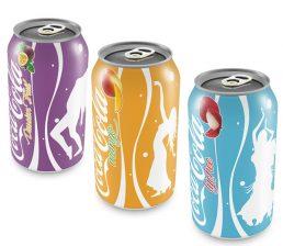 Coca spécial fruits exotiques