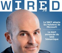 Couverture Wired
