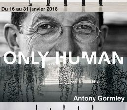 Vernissage Antony Gormley