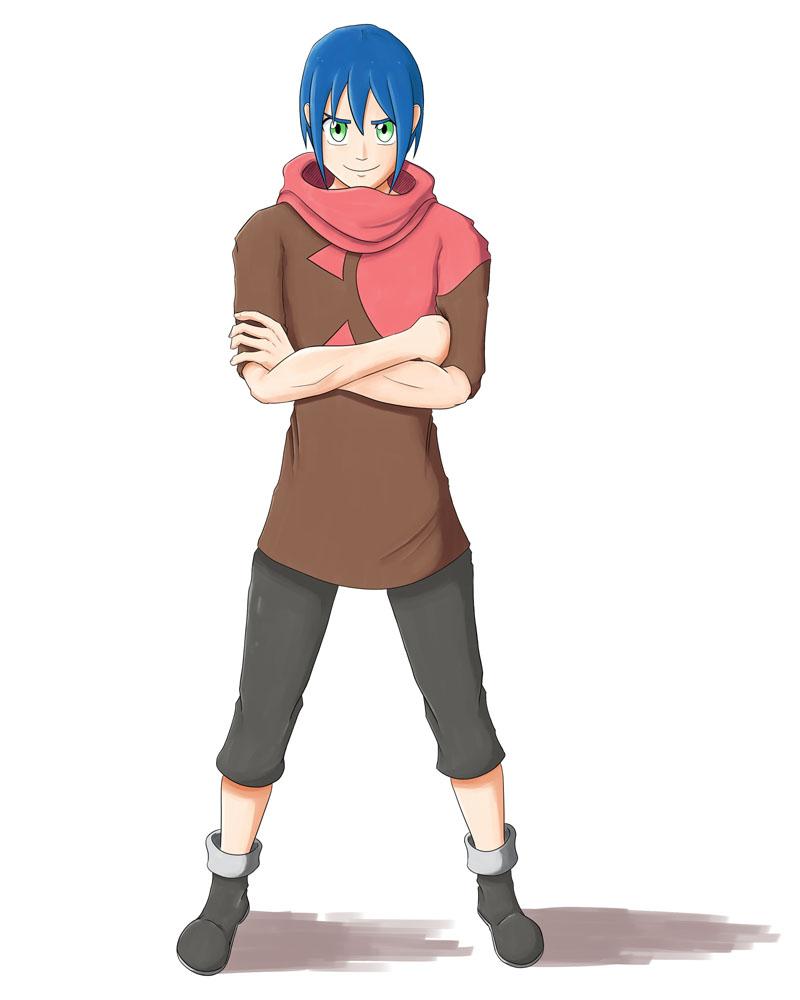 Character design de Ayll