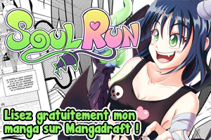 Soul Run sur Mangadraft